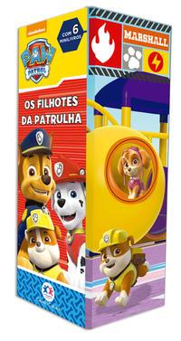 CC - PATRULHA CANINA - OS FILHOTES DA PATRULHA