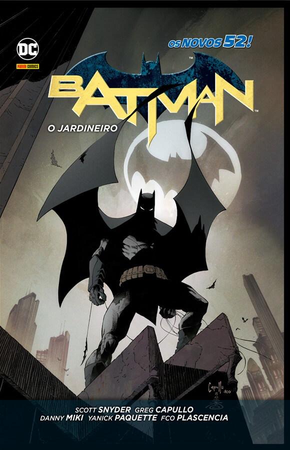 BATMAN - O JARDINEIRO 1 Ed 2019