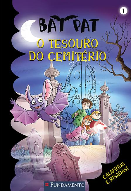 BAT PAT - O TESOURO DO CEMITERIO