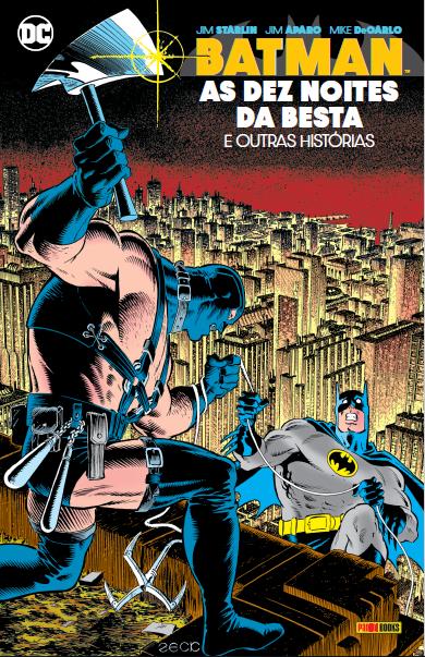 BATMAN: AS DEZ NOITES DA BESTA